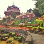The Dragon of Taoist Temple.