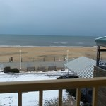 Balcony view Atlantic Ocean