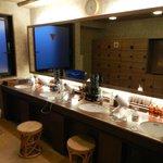 The Onsen bathroom