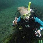 Great dives & snorkel