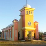 Cristo Rey Chapel at Combate