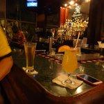 Lobby bar, Goombay smash was my favorite
