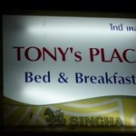 Tony's Place B&B - wonderful!