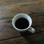 The end product, the elixir of Life,a delicious cup of coffee