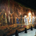 The Ressurection mural