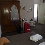 Wardrobe in Room