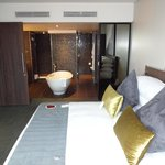 Room 763 - The Bedroom and En-Suite