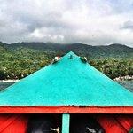 Лодка на Haad Yuan