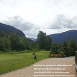 Local Pemberton Meadows golf 2