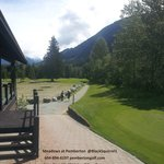 Local Pemberton Meadows golf 3