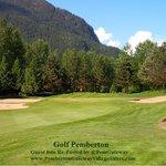 Local Pemberton  golf