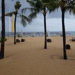 Segara beach view