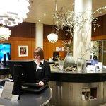 Radisson BLU Royal Hotel - recepcion