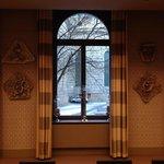 Конференц-зал, вид из окна