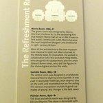V&A Cafe - 'Refreshment Rooms' information