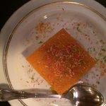 Gâteau de semoule (Halwa)