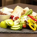 Porter's Ploughmans lunch