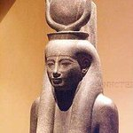 Statue of Hathor-Luxor Museum