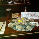 Jan 2014 oyster crawl.