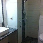 Bathroom - clean and spacious!