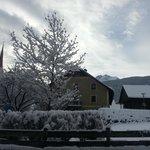 Schneefall am 27.01.14