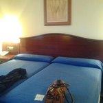 dos camas super comodas
