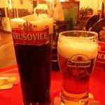 За обедом! )))))За оба 80 рэ!