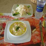 Знаменитый суп Fares.