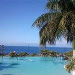 Isla de la Gomera desde el hotel