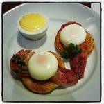 Probably the best Eggs Benedict in Norfolk!