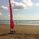 Seminyak beach