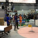 2013国際ロボット展の様子