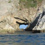 Boat ride to Isla Tortuga