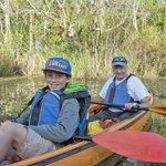 Kayaking with Justin Shurr