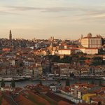 Oporto view from my room