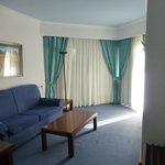 Sitting Room in Suite