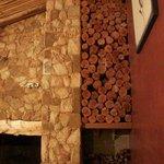 Inside King Cabin