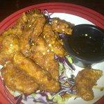 Jack Daniel's chicken strips