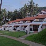 Anlage des Hotels im Haupthaus