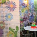 Downstairs Secret Garden