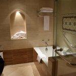 All marble Bathroom
