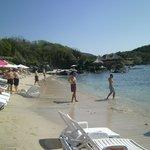 Snorkel beach