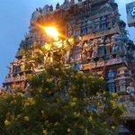 Temple Gopura architectural wonder