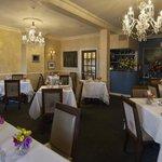 Xaviars dining room