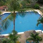 La super relajante piscina