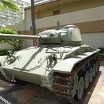 American WWII Tank..!