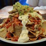 Nachos at Chico's -- Plenty for 4 to 6