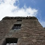 Huntingtower - It's a long way up, but great views from the top.