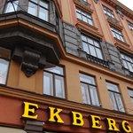 Façade du café Ekberg