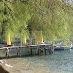 Taverna Pavlos direkt am Wasser